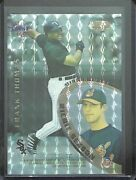 1995 Bowmanand039s Best Mirror Image Atomic Refractor 1 Frank Thomas