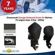 Oceansouth Outboard Motor Half / Storage Cover For Mariner
