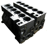 6ct / Isc Cylinder Block - No Core Required - Dual Hole Thermostat - Brand New
