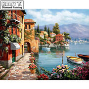 River Path Diamond Painting In 5d Full Drill Square Embroidery Cross Stitch New