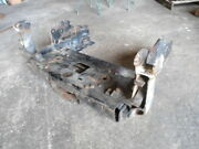 1994 Freightliner Cabover Crossmember Front With Support Bracket Parts