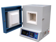 Muffle Furnace Max. Temp 1200 ℃ With Chamber Size 150andtimes150andtimes150 Mm W/ 220v 2kw
