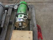 5 Hp Stainless Steel Centrifugal Pump