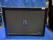 Boss Waza-212 Amp Cabinet 2 X 12 Speakers Make An Offer