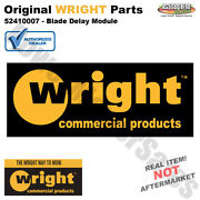 Wright Mfg. Blade Delay Module For 32 36 And 42 Deck Mowers / 52410007