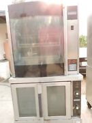 Rotisserie-convection Oven Hobart