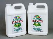 Farmer Daveandrsquos Flowering Vegetable Hydroponic Nutrients 2-part Series Base And Grow
