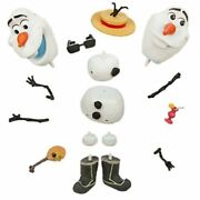 Frozen Disney Olaf Mix 'em Up Play Set With 14 Interchangeable Pull Apart Parts