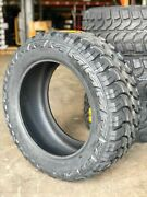 4 New 35x12.50r20 Venom Terra Hunter X/t At Tire Lt35x12.50r20 4x4 Offroad