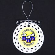 Scout Daisy S'more Smores Porcelain Ornament Gift Girl Troop Daisies