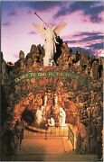 The Grotto Of The Redemption - Grotto Of Bethlehem With Life Size Marble Statues