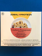 Ideal Protein Cranberry Pomegranate Protein Bars - 7 Bars - Exp 10/31/21