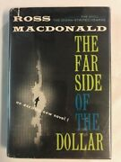 Signed Ross Macdonald 1st In Dj The Far Side Of The Dollar