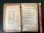 Early 19th C. 1803 Professed Christian Book Evil Spirit By Wilberforce