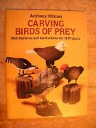 Carving Birds Of Prey With Patterns And Instructions For 12 Projects Wood
