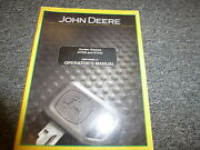 John Deere Gt235 And Gt245 Lawn And Garden Tractor Owner Operator Manual Omm149666