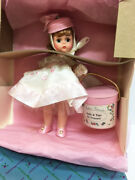 New Madame Alexander Wendy Makes It Special Dolls And Toys To Treasure Hat Box