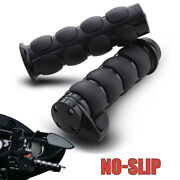 Motorcycle 1and039and039 Handle Bar Hand Grip For Harley Touring Street Glide Softail Dyna