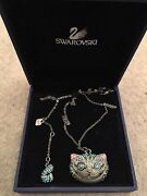 Extremely Rare Discontinued Necklace Alice In Wonderland Cheshire Cat
