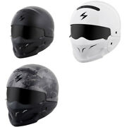 2019 Scorpion Covert Convertible 3-in-1 Motorcycle Helmet - Pick Size And Color