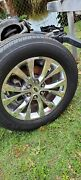 Ford F150 4 King Ranch Wheels And Michelin Tires 275 55 20 [just 16,000 Miles]