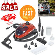 Car Steamer Cleaner Carpet Upholstery Leather Window Dirt Pressure Machine Home