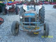 Ford Fordson Super Dexta 2000 Tractor Or Will Salvage