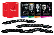 Bbc The Shakespeare Collection / 38 Dvds Box Set / Dvd, New