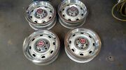 Ford Ranger Wheels Caps And Trim Rings Set Of 4 14x5
