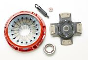 South Bend Stage 4 Extreme Series Clutch Kit K16063-ss-x For 86-93 Supra 3l