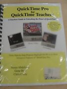 Quick Time Pro For Quick Time Teachers A Teachers Guide To Unlocking The Power