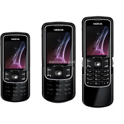 Nokia 8600 Slide Phone Unlocked Gsm 2mp Bluetooth 2.0 Long Stand-by Original