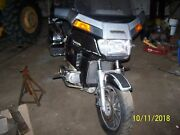 Motorcycle 1984 Honda Goldwing.....will Salvage And Sell Parts
