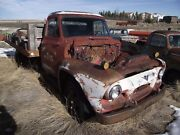 54 Ford Parts Cab And Frame.