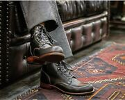Wolverine Courtland 1000 Mile Leather Boot Mens Moc Toe W00278 W00279