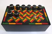 Dub Siren With Built-in Delay Fx Hand Painted