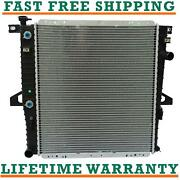 Radiator For Ford Mercury Fits Explorer Mountaineer 2018