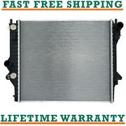 Radiator For 03-11 Jaguar Fits Xj8 Xjr S-type Xf Free Fast Shipping Direct Fit