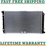 Radiator For 94-96 Cadillac Commercial Chassis Fleetwood Caprice Impala V8