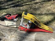 The Boss Jaws Of Life Rescue Spreader Holmatro Hydraulic Over Air Powered Press