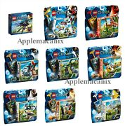New Lego Legends Of Chima Speedorz 1st Wave Sets 70101-70102 70107-70111 70114 F
