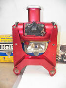 Surge Tank Fuel Fabricated Handmade Race Boat Drag Race Carb Injected Blown