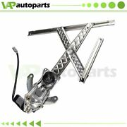 For Ford Expedition Lincoln Blackwood Power Window Regulator Front Lh W/ Motor