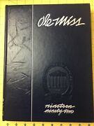 Ole Miss Mississippi University 1992 Yearbook Annual Hotty Toddy