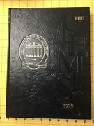 Ole Miss Mississippi University 1999 Yearbook Annual Hotty Toddy