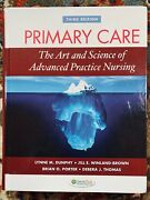 Primary Care The Art Of Advanced Pratice Nursing By Dunphy