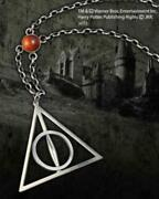 Xenophilius Lovegoodand039s Necklace Harry Potter Movie Props Collectibles