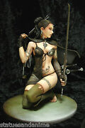 Touch Of Ice Statue Luis Royo Full Size Resin Quality Pvc Brand New 1/6 Scale
