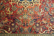 Authentic Wool Rnrn-189 7and0391and039and039 X 9and03910and039and039 Persian Bijar Rug