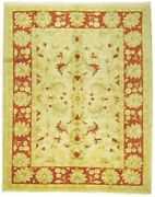 Authentic Wool Rnr-944 7and039 0 X 9and039 6 Persian Sultanabad Rug